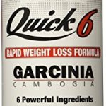 Vida Cora Quick Six 500Garcinia Cambogia Weight Control Formula, 300 Capsules