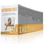 Diets Mega Box Set: The 20 Best Diets to Lose Weight And Gain Muscle (diets, weight loss, clean eating recipes)