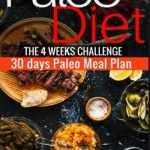Paleo Diet the 4 weeks challenge: 30 meal plan to weight-loss & live healthy (paleo cookbook, paleo diet for beginners, paleo diet challenge, paleo, weight-loss)