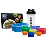 Beachbody's The Portion Fix – Portion Control Containers with Guide