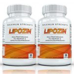 LIPOZIN with Hoodia (2 Bottles) – High Performance Weight Loss and Energy Supplement. Best Fat Burning, Appetite Suppressing Diet Pills