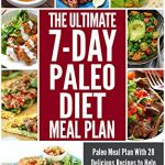 PALEO DIET MEAL PLAN: The Ultimate 7-Day Paleo Diet Meal Plan: Paleo Meal Plan With 28 Delicious Recipes to Help You Feel Good, Lose Weight and Improve Your Health (PALEO WORLD Book 5)