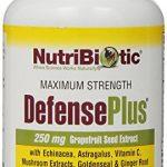 Nutribiotic Defenseplus Tablets, 250 mg, 90 Count