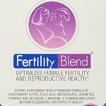 Fertility Blend for Women (1 month supply) – Optimizes Female Fertility and Reproductive Health