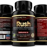 #1 Male Enhancement Supplement – Enhance Energy, Stamina, Muscle Mass & Strength – RUSH by Neovicta – Powerful All Natural Support – 60 Count – Money Back Guarantee