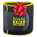 TNT Waist Trimmer Weight Loss Ab Belt – Stomach Wrap and Waist Trainer