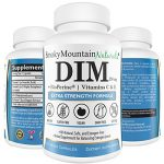 DIM 250mg Plus 3mg BioPerine, 50 IU Vitamin E, and 60mg Vitamin C (2 months supply).Promotes Beneficial Estrogen Metabolism. Vegan, Soy-Free, Dairy-Free, GMO-Free, and Made with Veggie Capsules