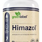 GL Natural Anxiety & Stress Relief Herbal Supplement with HIMAZOL BLEND For Natural Calm & Relaxation, Boosts Positive Mood And Energy – For Stress, Social Anxiety, Depression and Panic Attacks.