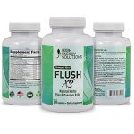 HIGH ENERGY SOLUTIONS Flush XS 120 Capsules Herbal Diuretic Supplements For Water Retention, PMS, Edema, Blood Pressure, Bloating Maximum Strength (1396mg / Serving) – GMP – USA
