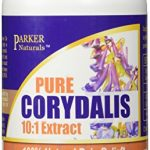 #1 Pure Corydalis Natural Pain Relief 10:1 Extract 1,000 Mg. Per Serving, Strongest on Amazon, 120 Premium Corydalis, Highest Quality on the Market! 100% Money Back Guarantee!