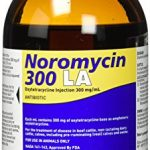DURVET 067009 Noromycin 300 La antibiotic, 250ml