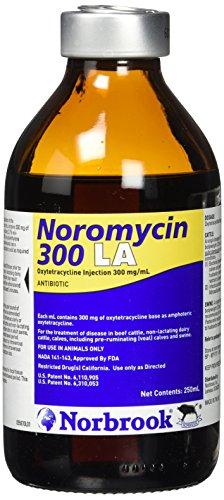 DURVET 067009 Noromycin 300 La antibiotic, 250ml