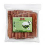 Best Pet Supplies TES-06-25T Beef Esophagus (25 Pack), 6″