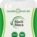 Organic Gelatinized Black Maca Root Supplement from Peru – 500mg X 100 Capules (Vegan) – Peruvian Andes – Gluten-free