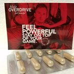 Male Overdrive Pill – 10 capsules- Male Enhancement – Natural – Powerful