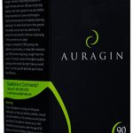 Auragin: Authentic Korean Red Ginseng – Made in Korea – 6 Year Roots, 8% Ginsenosides – No Additives or Other Ingredients – 100% Red Panax Ginseng in Every Tablet, 90 Tablets