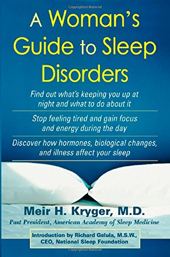 A Woman's Guide to Sleep Disorders