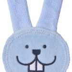 MAM Oral Care Rabbit, Blue, 3 Plus Months