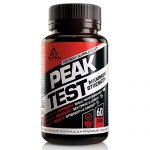Testosterone Booster by Alpha Tech Labs, Optimizes Male Performance, Helps Boost Testosterone Levels, Boost Strength, Energy, and Libido, Non-GMO, Made in the USA, 60 Capsules