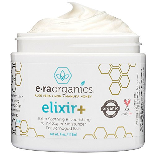 Anti Itch Cream For Eczema, Psoriasis, Dermatitis & More. Extra Strength 16-in-1 Natural Face & Body Lotion For Dry, Itchy Skin Relief With Colloidal Oatmeal, Chamomile, Calendula, Hemp Seed Oil