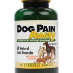 Dog Pain Reliever – Joint Health, Cartilage and Mobility Support – 90 Dog Chewable Tablets