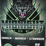 Midnight Tiger, Unleash your Beast, All Natural, No Headache, Blows away Rhino,