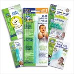 Baby Buddy Infant Oral Care Set, Green