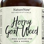 Horny Goat Weed Extract With Maca Root By NatureNow Is The #1 Best Selling Natural Health Supplement Made In The USA To Help Men And Women Increase Energy, Performance, Enhance Focus, And Boost Libido