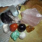 Gemstone Fertility Kit Pregnancy Childbirth Crystals Kit