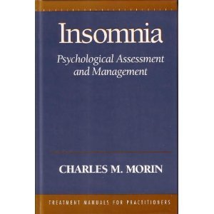 Insomnia: Psychological Assessment and Management