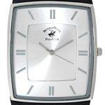 Beverly Hills Polo Club Ultram Slim Black Square Watch