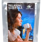 INSOMNIA, STRESS AND ANXIETY RELIEF – RELAX WITH THE BEST HERBAL TEA SLEEP AID – 14 DAY