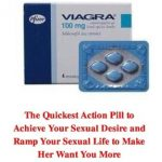 Viagra: The Quickest Action Pill to Achieve Your Sexual Desire and Ramp Your Sexual Life to Make Her Want You More
