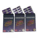 ADAMS SECRET 1500 100% Natural Male Libido Performance Enhancement- 10 Pills Per Pack (3 Pack) With Adam's Secret Original Inner Seal