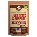Liver Support for dogs, Milk Thistle for dogs and cats, supplement without capsules, pills| Made in USA