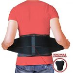 AidBrace Back Brace Support Belt – Helps Relieve Lower Back Pain with Sciatica, Scoliosis, Herniated Disc or Degenerative Disc Disease for Men & Women (2XL/3XL)