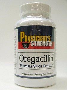 Physician's Strength- Oregacillin 450 mg 90 caps