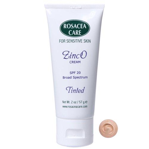 TINTED ZincO - SPF 20 (2 oz)