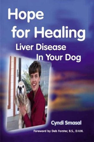 Hope For Healing Liver Disease In Your Dog