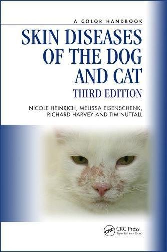 Skin Diseases of the Dog and Cat, Third Edition (Veterinary Color Handbook Series)