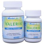 Leg Cramps and Muscle Cramps – All-Natural Relaxant Valerin – 340 Tablets