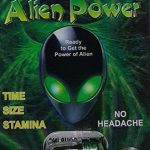 Alien Power 9000 Triple Max Male Sexual Enhancement 12 Pills 7 DAYS