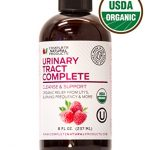 Urinary Tract Complete 8oz – Organic Liquid Bladder, UTI, UTI Prevention, Yeast, & Candida Infection Treatment