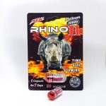 Rhino 11 Platinum 300000 NEW Male Enhancement Pills (5 Packs)