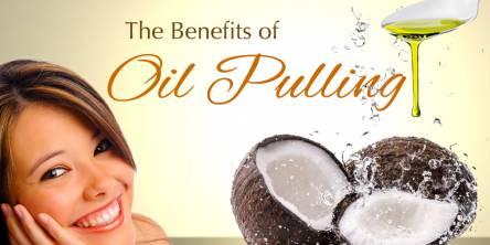 Oil Pulling Benefits