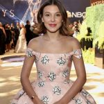 Millie Bobby Brown Is the Sweetest Cupcake in the Best Possible Way at the 2018 Emmys