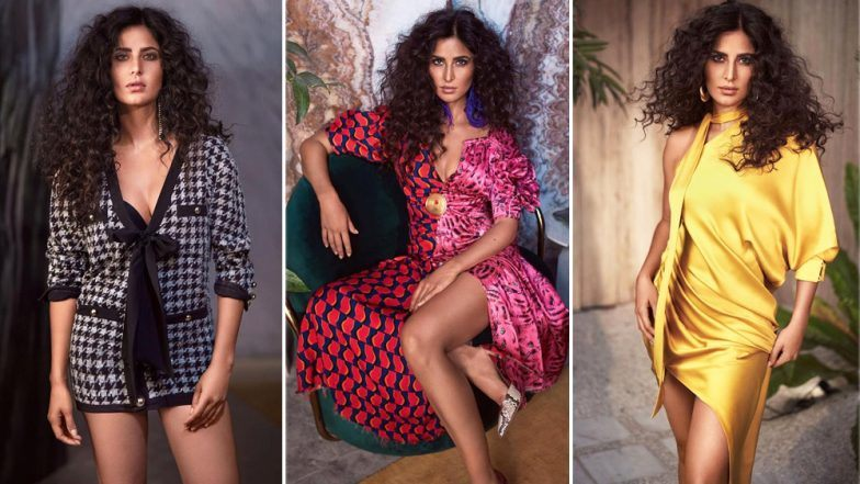 Katrina Kaif Takes HOTNESS to Another Level in These Seven Sultry Photos for Vogue India Magazine (View Pics)