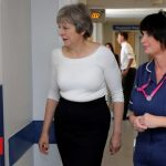 NHS 10-year plan: May hails historic announcement