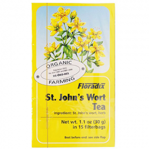 Flroadix St John's Wort, natural libido boosters recommended by experts by healthista