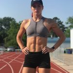 Pole Vaulter Anicka Newell Talks About Olympics, Fitness & Diet
